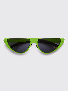 Martine Rose x Mykita KITT Sunglasses New Lime