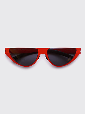 Martine Rose x Mykita KITT Sunglasses Antique Red