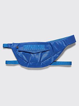 Napa by Martine Rose H-Peric Waist Bag Blue