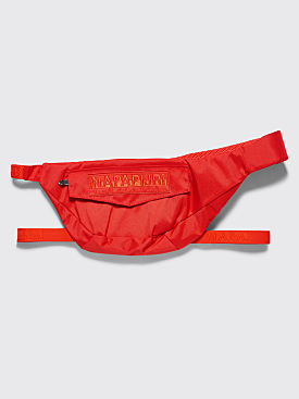 Napa by Martine Rose H-Peric Waist Bag Red