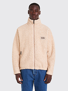 Napa by Martine Rose T-Emin Wool Jacket Natural