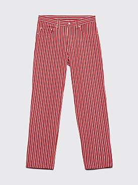 Napa by Martine Rose Risoul Jean Pants Red
