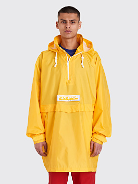 Napa by Martine Rose Rainforest Axl Jacket Yellow