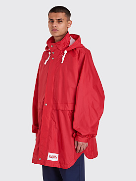 Napa by Martine Rose Rainforest OP Alpha Jacket Red