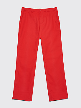 Napa by Martine Rose Macto Pants Red