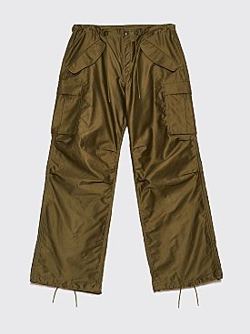 Needles BDU Trousers Olive