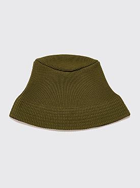 Needles Coolmax Beach Hat Olive Green