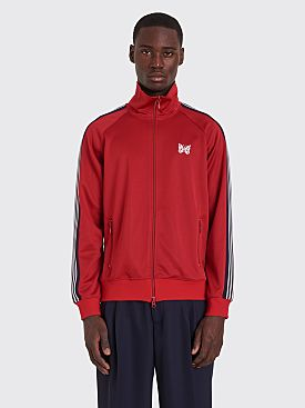 Needles Track Jacket Red