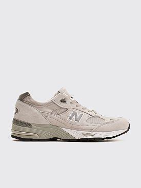 New Balance M991 Light Grey