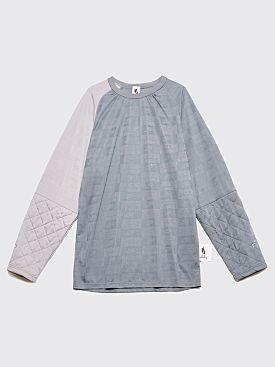 Nike x A-Cold-Wall* NRG V LS Top Cool Grey