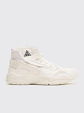 Nike ACG x Comme des Garçons Homme Plus Mowabb White
