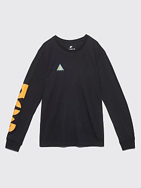 Nike Sportswear ACG Long Sleeve T-shirt Black / Bright Mandarin