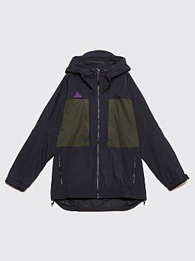 Nike Sportswear ACG Anorak Black / Sequoia