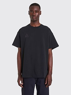 Nike ACG NRG Logo Short Sleeve T-shirt Black