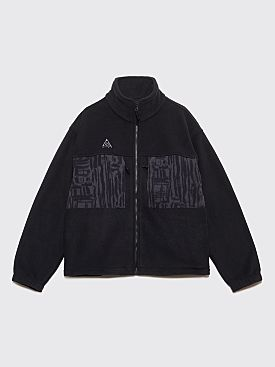 Nike ACG Fleece Jacket Black / Anthracite