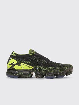 Nike x Acronym Air Vapormax FK Moc 2 Black / Volt