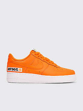 Nike Air Force 1 LV8 Just Do It Total Orange