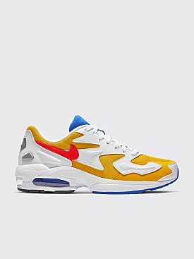 Nike Air Max2 Light University Gold / White