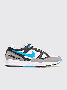 Nike Sportswear Air Span II Black / Laser Blue