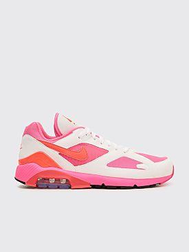 Comme des Garçons Homme Plus Nike Air Max 180 White / Pink