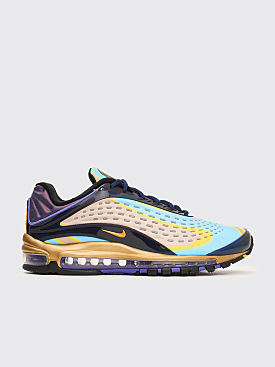 Nike Sportswear Air Max Deluxe Midnight Navy / Laser Orange