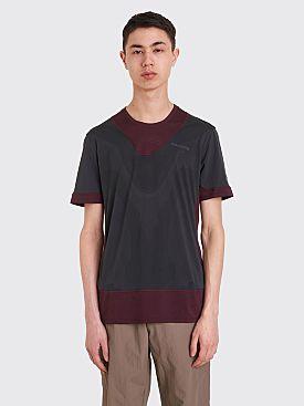 Nike Gyakusou T-shirt Deep Burgundy / Off Noir