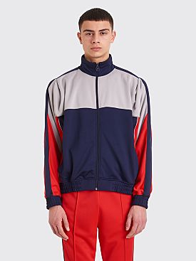 NikeLab x Martine Rose Track Jacket University Red / Navy