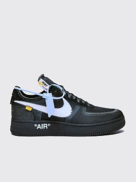 Nike x Off-White The 10: Air Force 1 Low Black