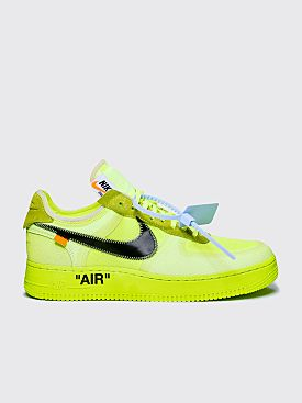 Nike x Off-White The 10: Air Force 1 Low Volt