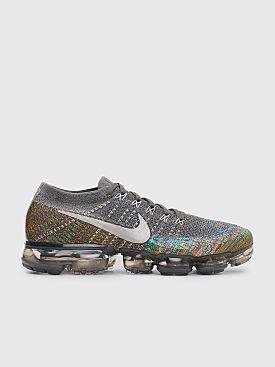 Nike Sportswear Air Vapormax Flyknit Dark Grey / Reflect Silver