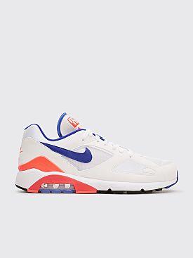 Nike Sportswear Air Max 180 White / Ultra Marine / Solar Red