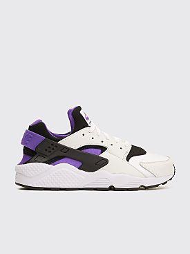 Nike Sportswear Air Huarache Run '91 QS Black / Purple Punsch