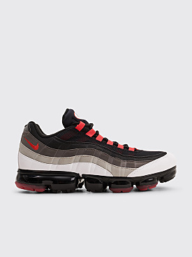 Nike Sportswear Air Vapormax 95 White / Hot Red / Dark Pewter