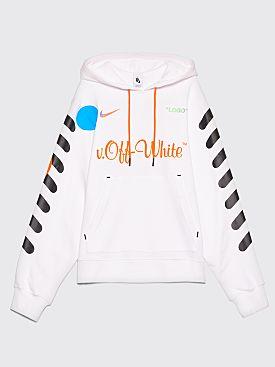 NikeLab x Off-White Hooded Sweatshirt White