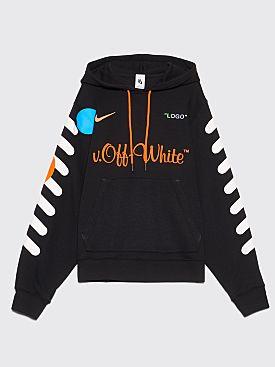 NikeLab x Off-White Hooded Sweatshirt Black