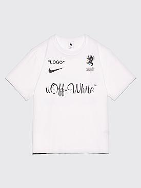 NikeLab x Off-White T-shirt White