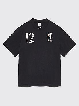 NikeLab x Off-White Cropped T-shirt Black