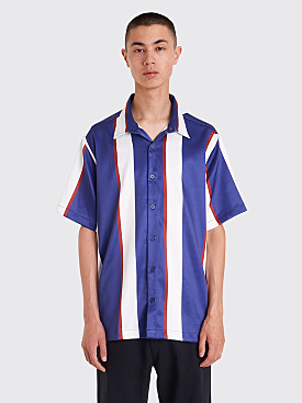 Noon Goons Cheroot Shirt Stripe Blue / White