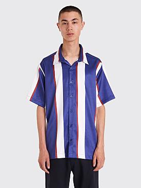 Noon Goons Cheroot Shirt Stripe Blue / White