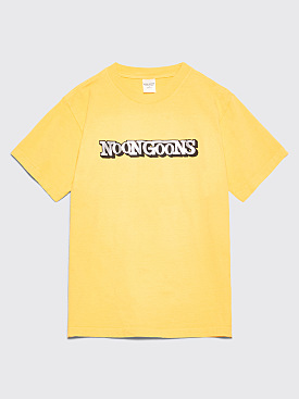 Noon Goons Quarter Mile T-shirt Yellow