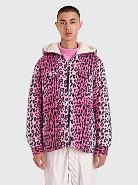 Noon Goons No Way Hooded Jacket Pink
