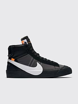 Nike x Off-White The 10: Blazer Mid Black / White / Cone