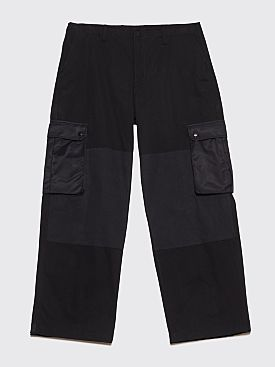 Our Legacy Cargo Trousers Black Mix