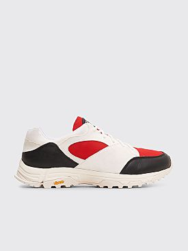 Our Legacy Raphael Sneakers Red / White / Black