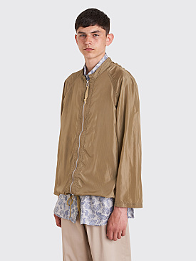 Our Legacy Para Sail Jacket Olive Ripstop