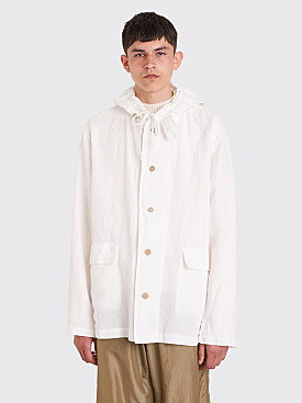 Our Legacy Sailor Parka White