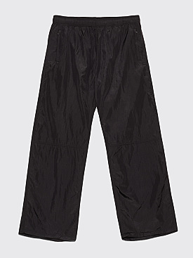 Our Legacy Para Sail Drape Pants Black Ripstop