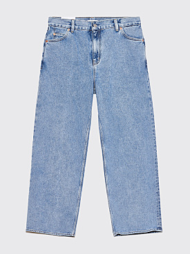 Our Legacy Vast Cut Jeans Dry Vintage Wash
