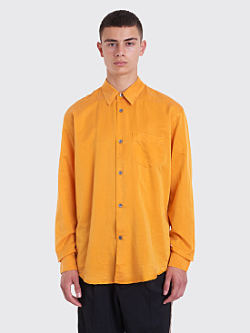 Our Legacy Initial Shirt Ocher