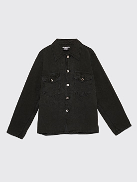 Our Legacy De Con Jacket Mudd Black